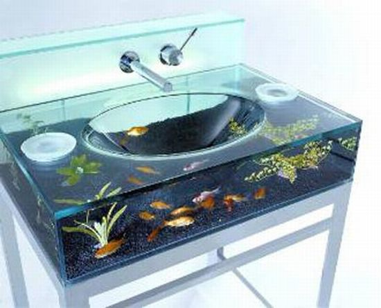 DAILY PICS: 15 most unusual and creative fish tanks