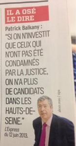Les Hauts-de-Seine: paradis des repris de justice