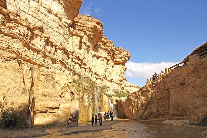 Visitar TAMERZA, uma varanda sobre o deserto do Sahara | Tunísia