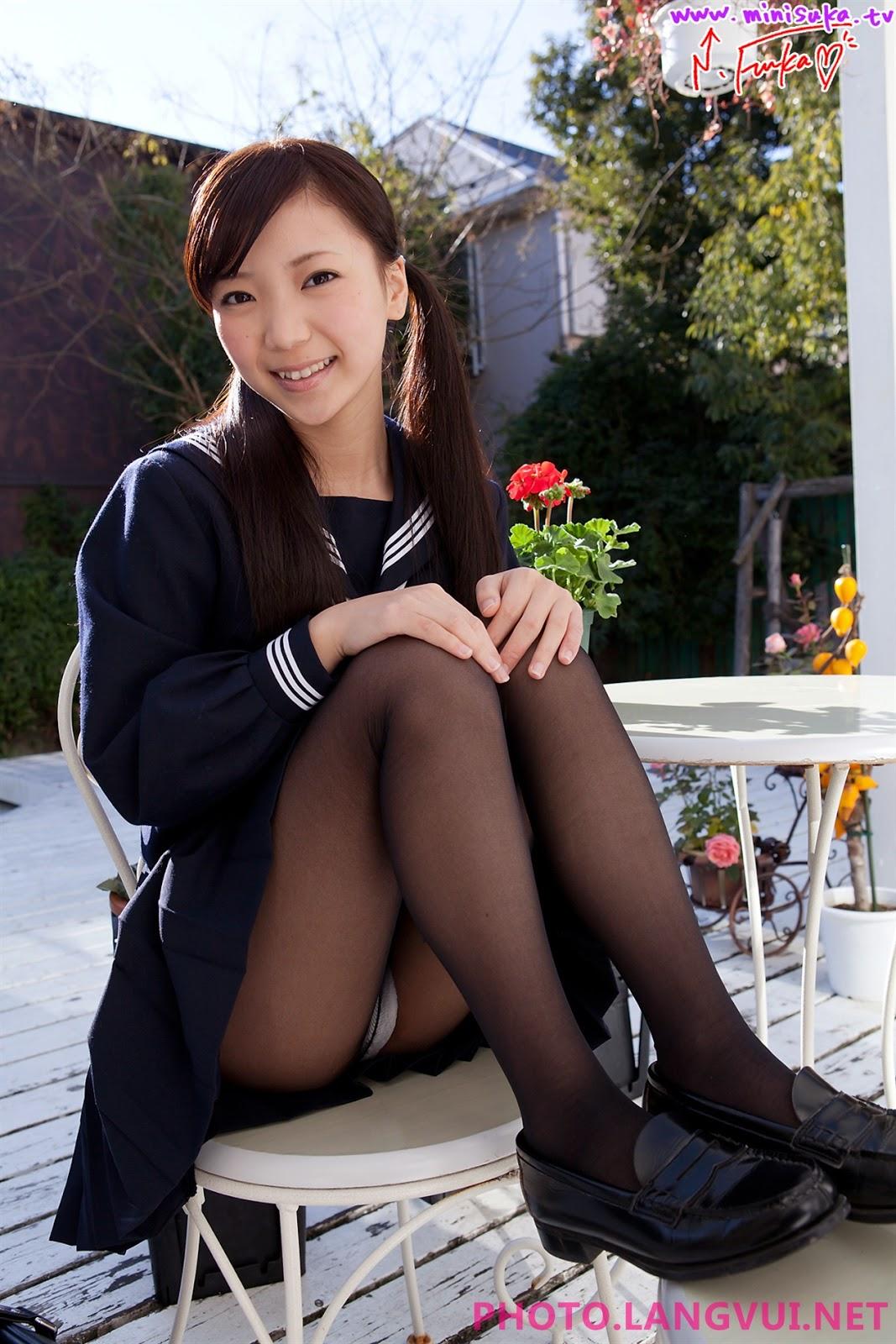 Minisuka Fuuka Nishihama