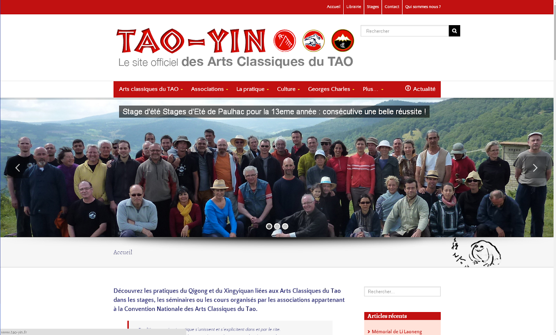 image lien vers Tao Yin