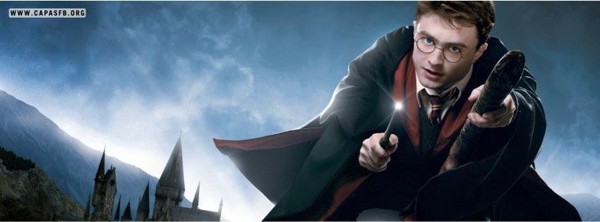 Capas para Facebook Harry Potter