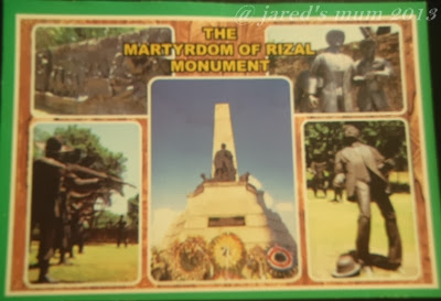 destination, Rizal Park, Manila, postcrossing meet ups