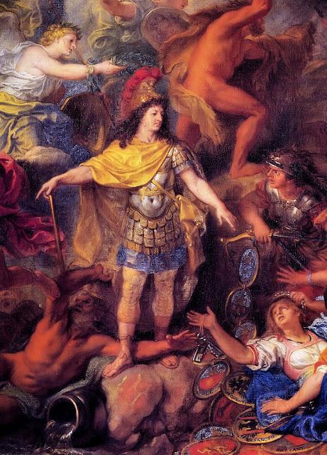 Charles Le Brun - Louis XIV de France