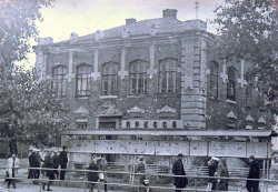 Первое здание Дома пионеров