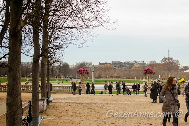 Paris Luxembourg Parkı