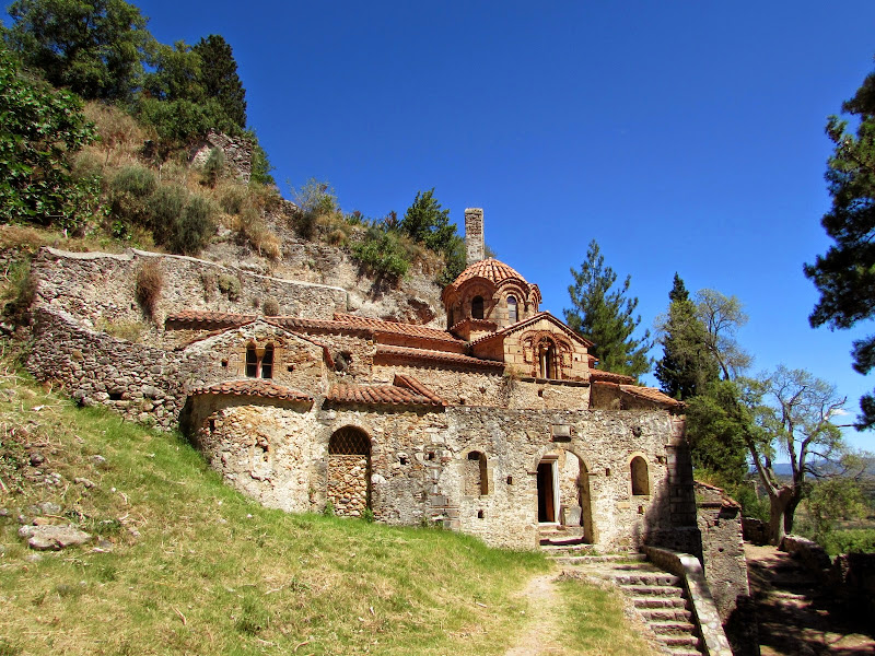 Archaeological Byzantine Site of Mystras