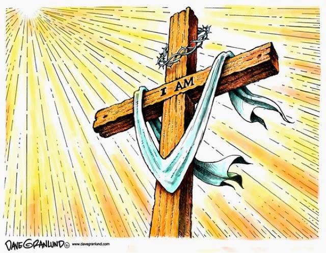 Elcacf Prayer Cross Necklace,Pumpkin Lantern and Grumpy Cat Print Graphic Religious Pendant
