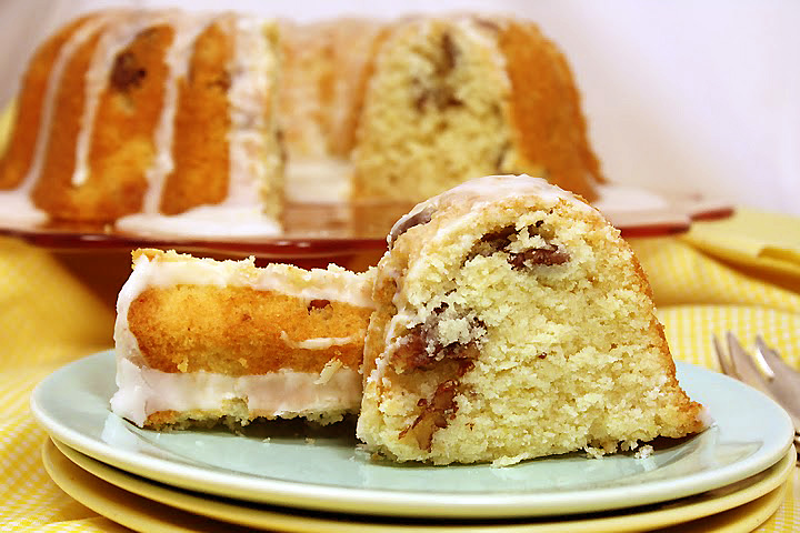 Butter Pecan Pound Cake Recipe Tasty