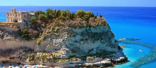 Férias em Tropea - Calabria
