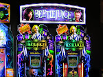The Beetlejuic slot machine - did NOT pay out for us
