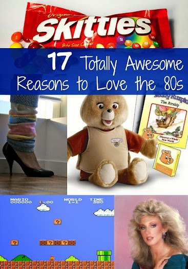 17 Totally Awesome Reasons I Love the 80s (and The Goldbergs)