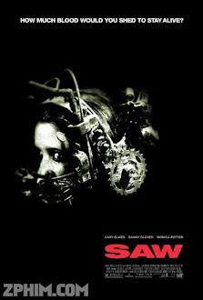 Lưỡi Cưa - Saw (2004) Poster