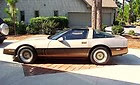 1986 Corvette Coupe - 6,950 Original Miles