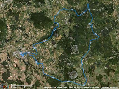 Capito'trail 31-10-2010