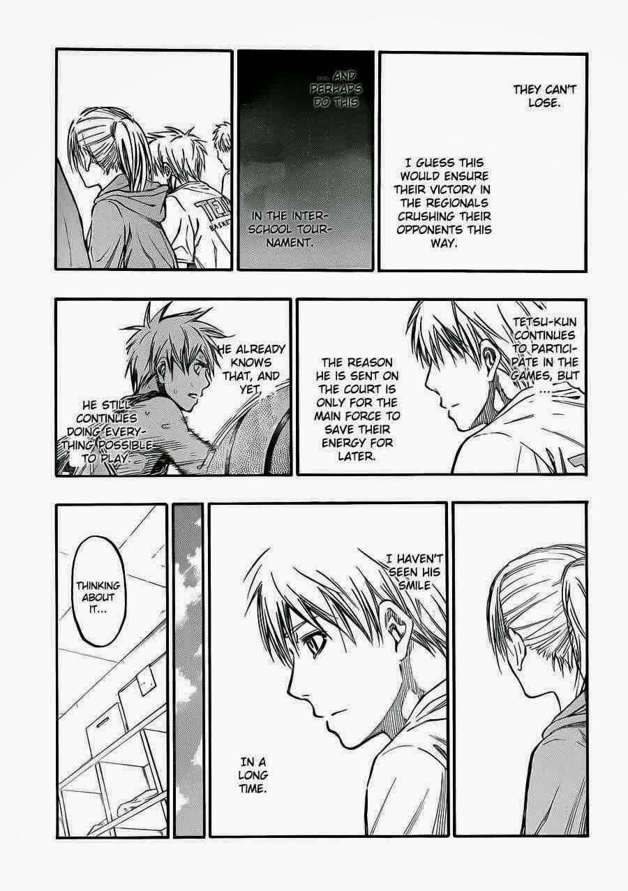 Kuroko no Basket Manga Chapter 224 - Image 05