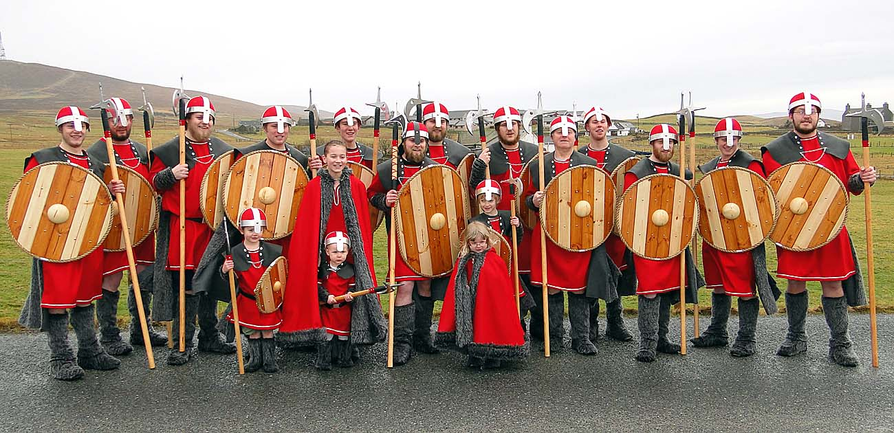bressay up helly aa The annual lerwick up helly aa is held on the last tuesday in january  catch the ferry over to bressay where you can see the noss nature reserve,.