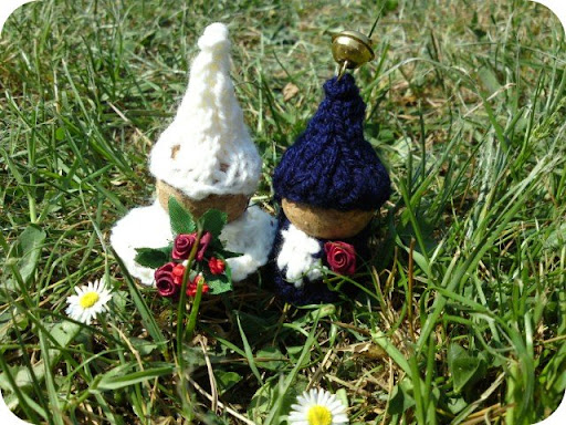 Cork Gnome Wedding photo