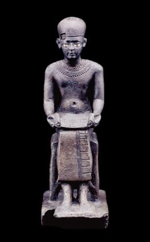 Имхотеп настоящий