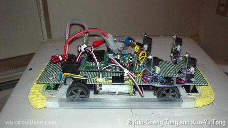 Autonomous Car Racer