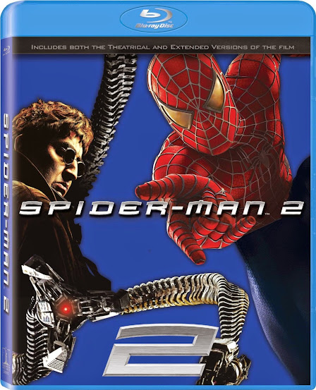 El Hombre Araña 2 [BD25]