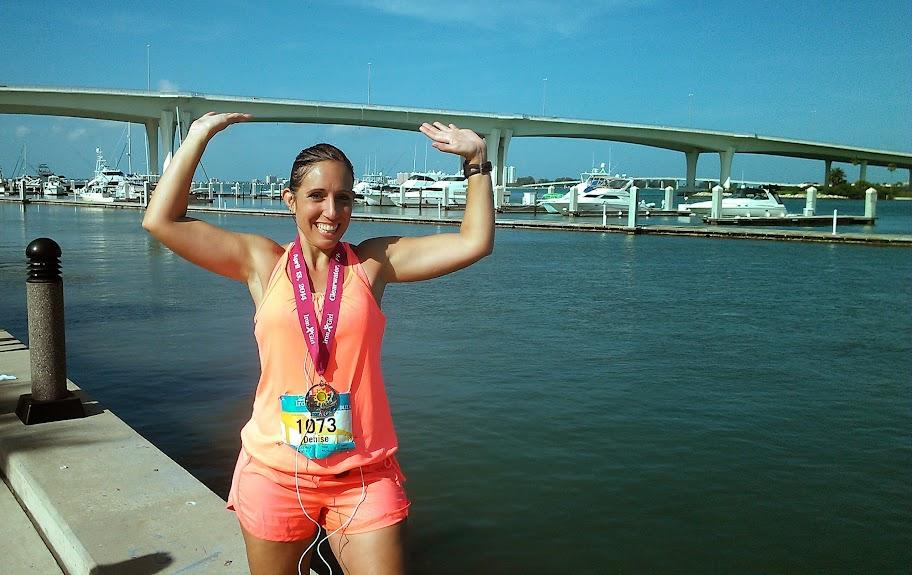 IMAG1321 Iron Girl Half Marathon 2014 {Recap}