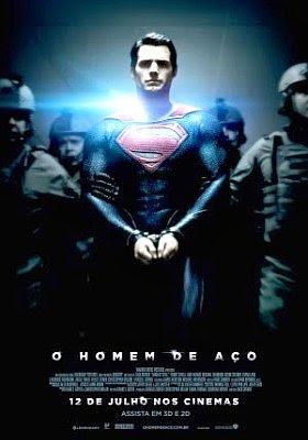 Filme Poster O Homem de Aço TS XviD & RMVB Dublado