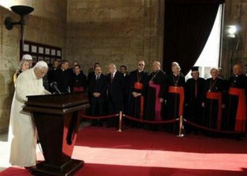 Interpreting The Pope Words