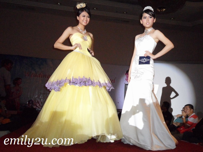 Bridal Fashion Show @ Impiana Wedding Fair