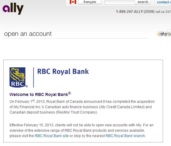 RBC moves quickly