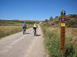 23 luglio 2014 - Camino de Santiago - Logrono Belorado