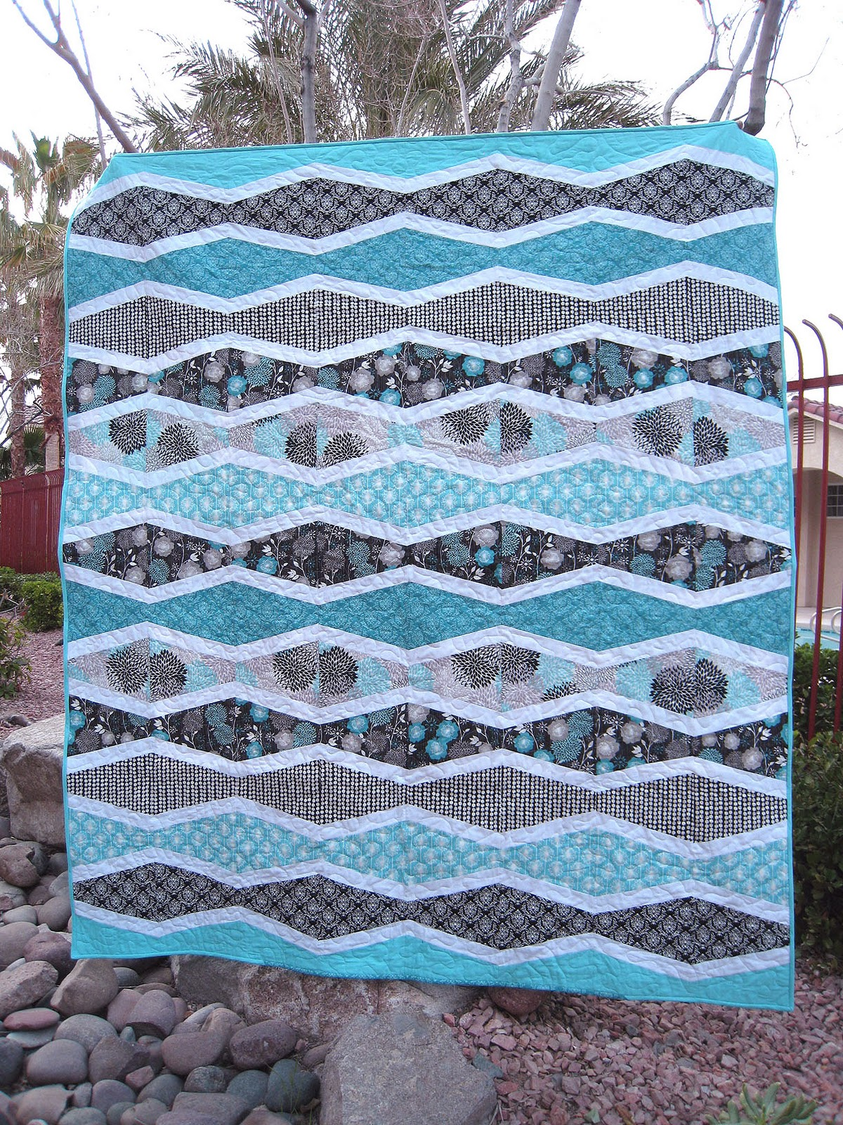 Made By Cola New Wave Quilt