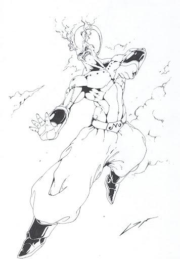 Majin Boo (魔人ブウ) - Version Propia