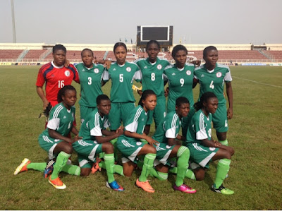 Super Falcons Hit Camp In Abuja