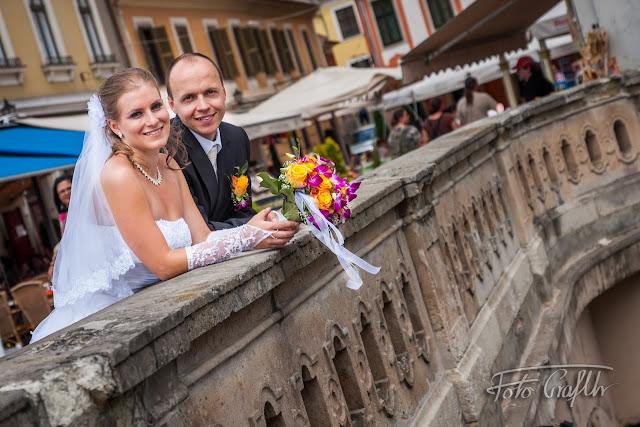 Esküvőfotók - Niki és Peti
