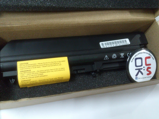New Battery For IBM Thinkpad R60