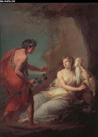 Θησέας και Αριάδνη, μήτος της Αριάδνης,πολύ Αγνή, Αριάδνη.