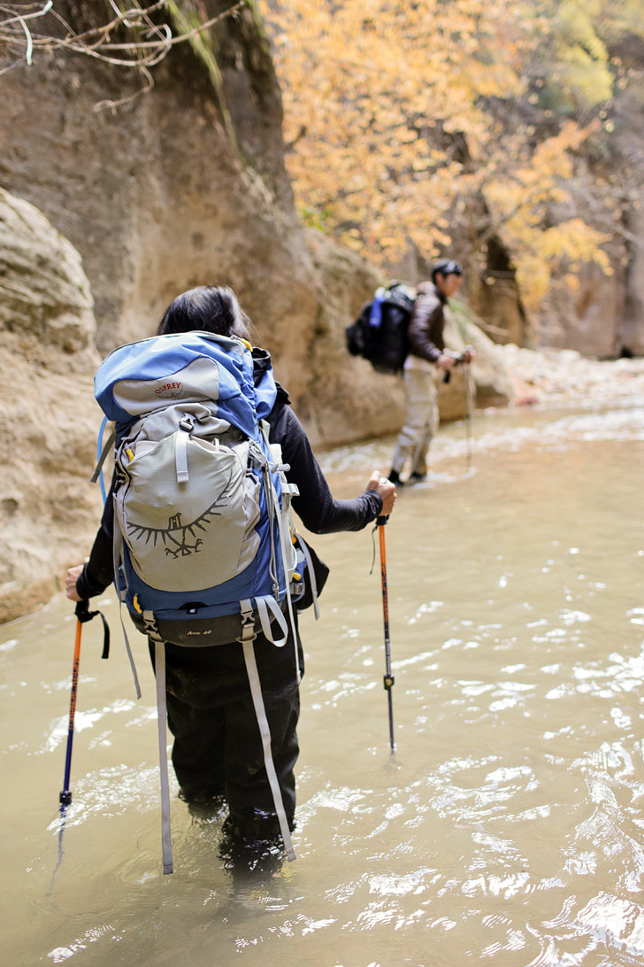 Photo Guide - Hiking in Zion
