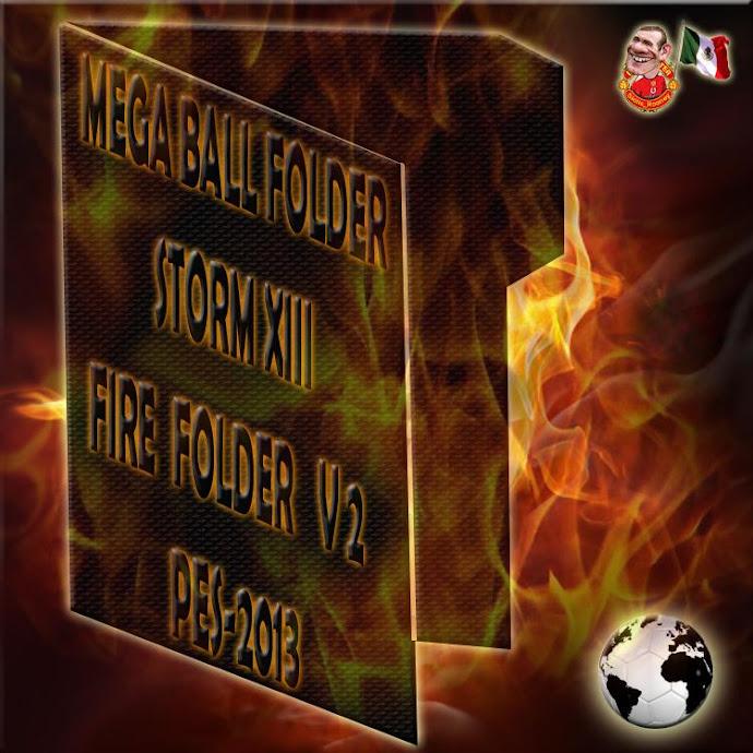 Mega Ball Folder V2 - PES 2013
