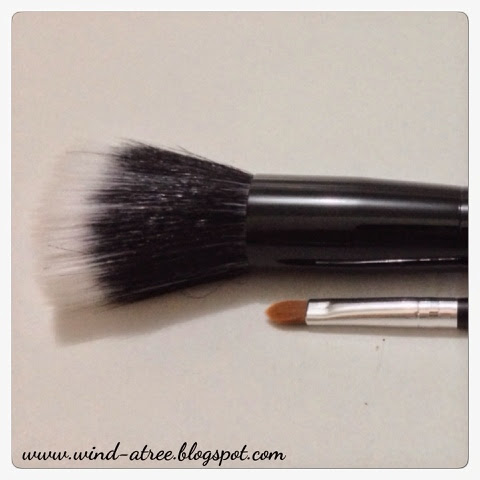 masami shouko brush vs sigma beauty brush