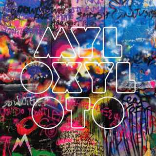 Cover CD Mylo Xyloto Album 2011