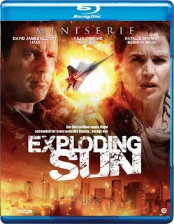 Exploding Sun - Mặt trời bùng nổ