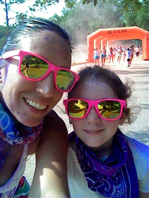 IMAG1416 Another Colorful Time! My Color Me Rad Recap