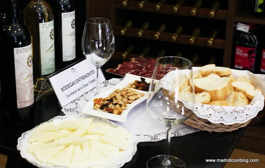 madrid cool blog vevinter vinos de la mancha reserva tempranillo verdejo reserva entremontes bodega chamberi vinoteca