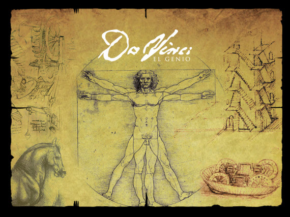 La muestra 'Da Vinci. El Genio' de la Fundación Canal descubre a un Leonardo inédito