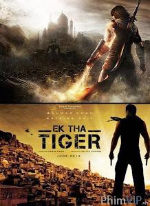 Điệp Viên Tiger - Ek Tha Tiger poster