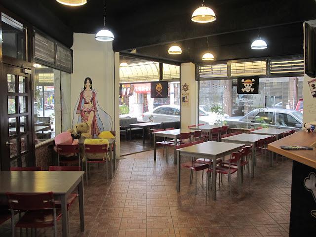 室內空間2-LV5.5 新人類樂園海賊王主題餐廳
