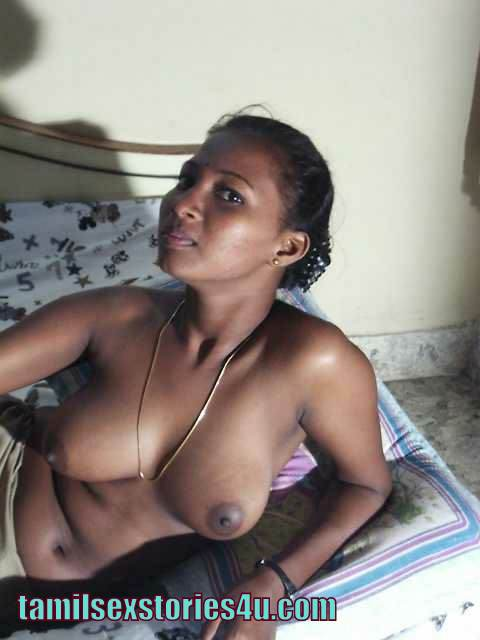 Busty nude indian woman