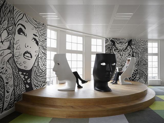 *JWT Office:發想無限創意的夢幻辦公室! 5