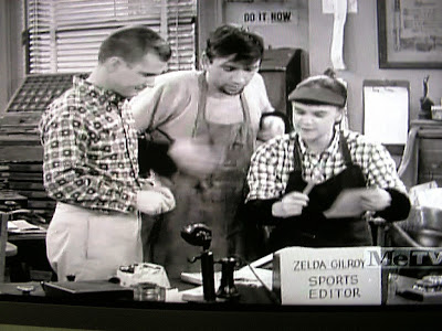 Dobie Gillis, Maynard, Sheila James, in 1961 TV show Dobbie Gillis